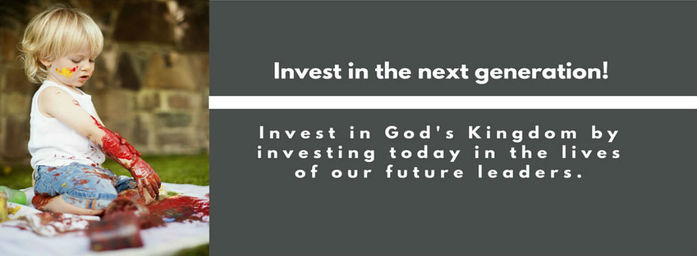 Invest in future leaders today!